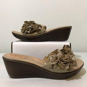b.o.c. Born Concept Mel Open Toe Wedge Sandals